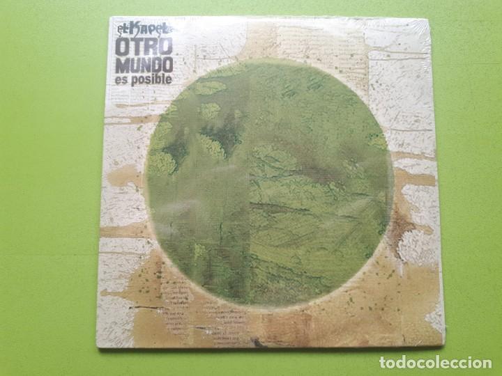 EL KAPEL - OTRO MUNDO ES POSIBLE - PRECINTADO - COMPRA MÍNIMA 3 EUROS (Música - CD's Reggae)