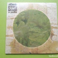 CDs de Música: EL KAPEL - OTRO MUNDO ES POSIBLE - PRECINTADO - COMPRA MÍNIMA 3 EUROS. Lote 204433686