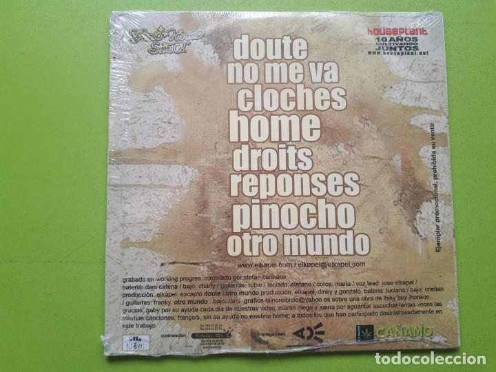 CDs de Música: EL KAPEL - OTRO MUNDO ES POSIBLE - PRECINTADO - COMPRA MÍNIMA 3 EUROS - Foto 2 - 204433686