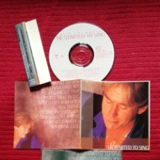 CDs de Música: BILL CHAMPLIN: HE STARTED TO SING; CD AOR WEST COAST 1995 MADE IN JAPAN.. Lote 186278693