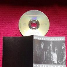 CDs de Música: SHOTGUN SYMPHONY: S/T; CD AOR 1993.. Lote 186278833