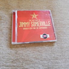 CDs de Música: THE VERY BEST OF JIMMY SOMERVILLE-2CD LÍMITED EFITION. Lote 204458038