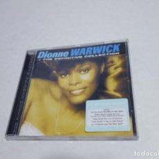 CDs de Música: CD DIONNE WARWICK . 20 HITS. THE DEFINITIVE COLECTION. 20 TEMAS. NUEVO.. Lote 204486623