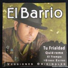 CDs de Música: CD MUY RARO EL BARRIO 2006 JOSE LUIS FIGUEREO. Lote 204505775