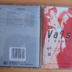 CDs de Música: CD FESTIVAL DE VALSOS I DANSES ORQUESTRA SINFÒNICA DEL VALLÈS PALAU DE LA MÚSICA CATALANA DES. 1992. Lote 204604273