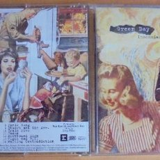CDs de Música: CD INSOMNIAC GREEN DAY 1995 REPRISE RECORDS A TIME WARNER COMPANY. Lote 204612470