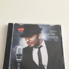 CDs de Música: TAMER HOSNY - MAZZIKA - EGIPTO - 2009. Lote 204613755
