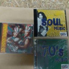 CDs de Música: LOTE VARIADO DE CD,LOS DE LA FOTO. Lote 204617941