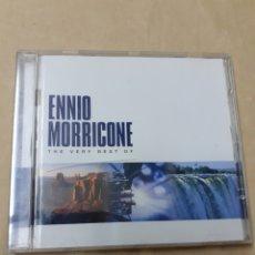 CDs de Música: CD ,LO MEJOR DE ENNIO MORRICONE.. Lote 204618380