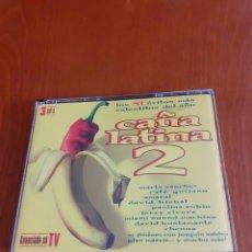 CDs de Música: 3 CDS CAÑA LATINA 2. Lote 204630851