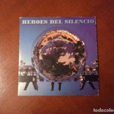 CDs de Música: HÉROES DEL SILENCIO - SINGLE PROMOCIONAL. Lote 204647402