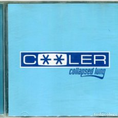 CDs de Música: COLLAPSED LUNG ‎– COOLER - CD UK 1996 - DECEPTIVE ‎BLUFF 031 CDS. Lote 204700213