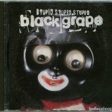 CDs de Música: BLACK GRAPE – STUPID STUPID STUPID - CD EU 1997 - RADIOACTIVE RAD 11716 - HAPPY MONDAYS. Lote 204702113
