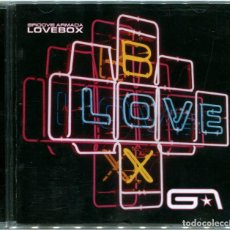 CDs de Música: GROOVE ARMADA ‎– LOVEBOX - CD EUROPE 2002 - JIVE ELECTRO ‎/ VIRGIN 724358049022. Lote 204704737