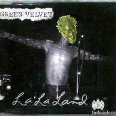 CDs de Música: GREEN VELVET ‎– LA LA LAND - CD MAXI-SINGLE SWEDEN 2002 - FOUNDATION 334 40352. Lote 204714303