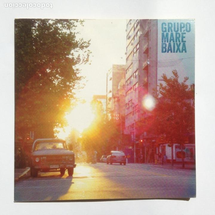 GRUPO MAIRE BAIXA 2016 - 4 TRACKS CD SLIM - ORRUA DISKAK (Música - CD's World Music)