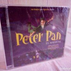 CDs de Música: 6-PETER PAN, EL MUSICAL, 1998, PRECINTADO, MUY DIFICIL DE CONSEGUIR. Lote 204725047
