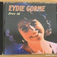 CDs de Música: CD DE EYDIE GORME - ERES TÚ. SAN JUAN MUSIC, 1998. Lote 51031421