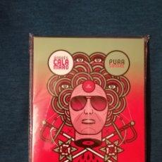 CDs de Música: PEDIDO MÍNIMO 5€ OFERTA ANDRÉS CALAMARO PURA SANGRE DVD+CD NUEVO LOS RODRÍGUEZ. Lote 204727265