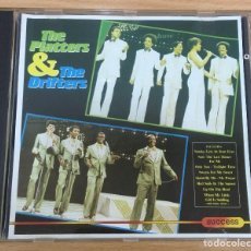 CDs de Música: CD THE PLATTERS & THE DRIFTERS - SUCCESS. DE FECHA INDETERMINADA. Lote 51050394