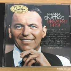 CDs de Música: CD DE FRANK SINATRA - GREATEST HITS. WARNER BROS. Lote 51053644