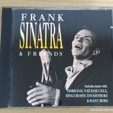 CDs de Música: CD DE FRANK SINATRA & FRIENDS - CON DORIS DAY, NAT KING COLE, BING CROSBY...HALLMARK, 1995. Lote 51053664