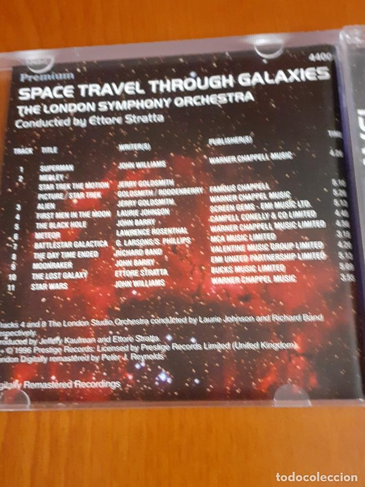 CDs de Música: CD banda sonora la guerra de las Galaxias interpretado por la Filarmonica de Londres - Foto 2 - 204737948
