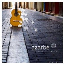 CDs de Música: AZARBE - VENGO DE LA ROMERÍA (DISCMEDI, 2010). Lote 204744186