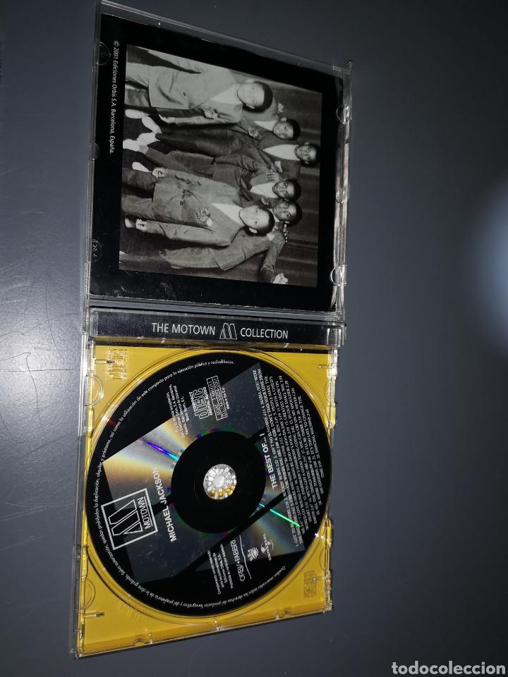 CDs de Música: EST9. B42 CD DE MÚSICA. MICHAEL JACKSON. LAS GRANDES VOCES DE LA MÚSICA NEGRA - Foto 2 - 204748916