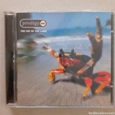 CDs de Música: PRODIGY. THE FACT OF THE LAND. 1997. VALORACIÓN VISUAL. CARPETA VG+. CD VG+.. Lote 204783635