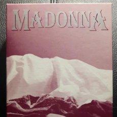 CDs de Música: MADONNA - VOGUE - PRECIOSA CAJA CON 3 CD'S + LIBRETO - MUY BONITA - MUY RARA - EXCELENTE -NO CORREOS. Lote 204801037