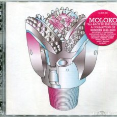 CDs de Música: MOLOKO ‎– ALL BACK TO THE MINE - 2 CD EU 2001 - ECHO ‎ECHCD37- ROISIN MURPHY. Lote 204821755