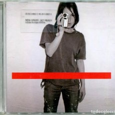 CDs de Música: NEW ORDER ‎– GET READY - CD EU & UK 2001 - LONDON RECORDS ‎8573896212. Lote 204824826