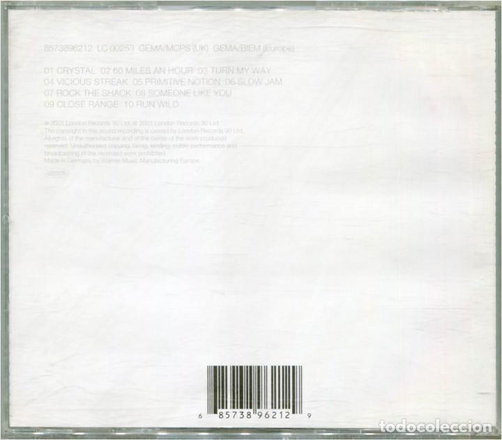 CDs de Música: New Order – Get Ready - CD EU & UK 2001 - London Records 8573896212 - Foto 2 - 204824826