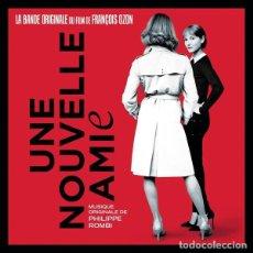 CDs de Música: UNE NOUVELLE AMIE / PHILIPPE ROMBI CD BSO. Lote 204825420