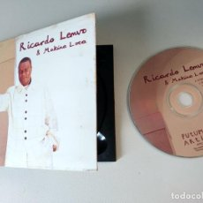 CDs de Musique: CD ALBUM 10 TEMAS - RICARDO LEMVO & MAKINA LOCA – MAMBO YO YO. Lote 204841056