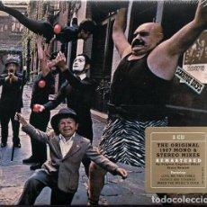 CDs de Música: THE DOORS STRANGE DAYS 2 CDS DIGIPACK LIBRO 12 PG. EDICIÓN ESPECIAL 50 ANIVERSARIO. Lote 204844307