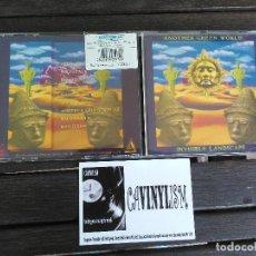 CDs de Música: ANOTHER GREEN WORLD - INVISIBLE LANDSCAPE (CD-ALBUM) MAGICK EYE RECORDS MEY CD 16. Lote 204848458