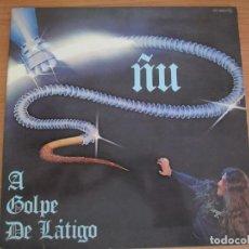 CDs de Música: DISCO VINILO ÑU A GOLPE DE LATIGO. Lote 204982451