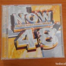 CDs de Música: CD NOW 48 (2 CD'S) - LEER DESCRIPCION (GN). Lote 205004210