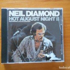 CDs de Música: CD NEIL DIAMOND - HOT AUGUST NIGHT II - LEER DESCRIPCION (GN). Lote 205004358