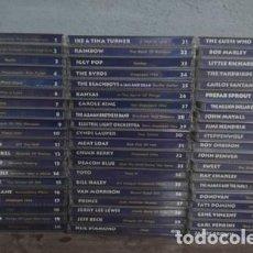 CDs de Música: UNICO COLCECCION COMPLETA ALTAYA - ROCK - 1997 - SOLO CDS. Lote 205051631