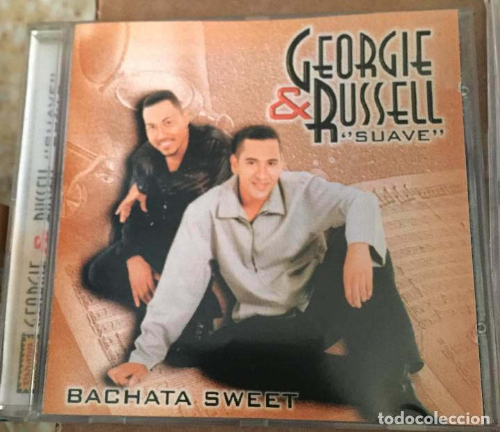 GEORGIE & RUSSELL - SUAVE - BACHATA SWEET - PINA MUSIC - ENVIDIA - 1999 (Música - CD's Latina)
