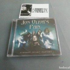 CDs de Música: JON OLIVA'S PAIN - STRAIGHT-JACKET MEMOIRS (CD) AFM RECORDS AFM 129-5 PRECINTADO - NUEVO. Lote 205119890