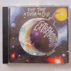 CDs de Música: EXTREMODURO. IROS TODOS A TOMAR POR CULO. VALORACIÓN VISUAL: CARPETA VG+; CD VG+.. Lote 205164161