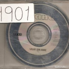 CDs de Musique: MANA - VIVIR SIN AIRE (CDSINGLE CAJA PROMO, WARNER 1993). Lote 205164933
