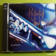 CDs de Música: PRESUNTOS IMPLICADOS - LA NOCHE - DOBLE CD - 1995 - COMPRA MÍNIMA 3 EUROS. Lote 205171255