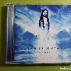 CDs de Música: SARAH BRIGHTMAN - LA LUNA - 2000 - COMPRA MÍNIMA 3 EUROS. Lote 205174693