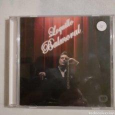 CDs de Música: LOQUILLO. BALMORAL. NO PROBADO. VALORACIÓN VISUAL: CARPETA Y CD VG++.. Lote 205189588