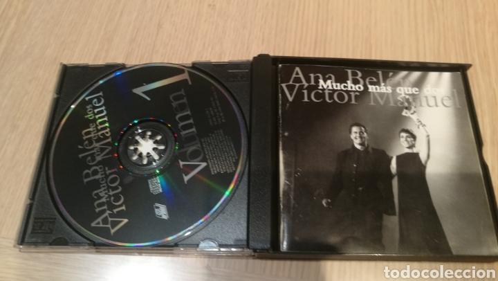 CDs de Música: CD Ana Belén y Víctor manuel - Foto 2 - 205189917